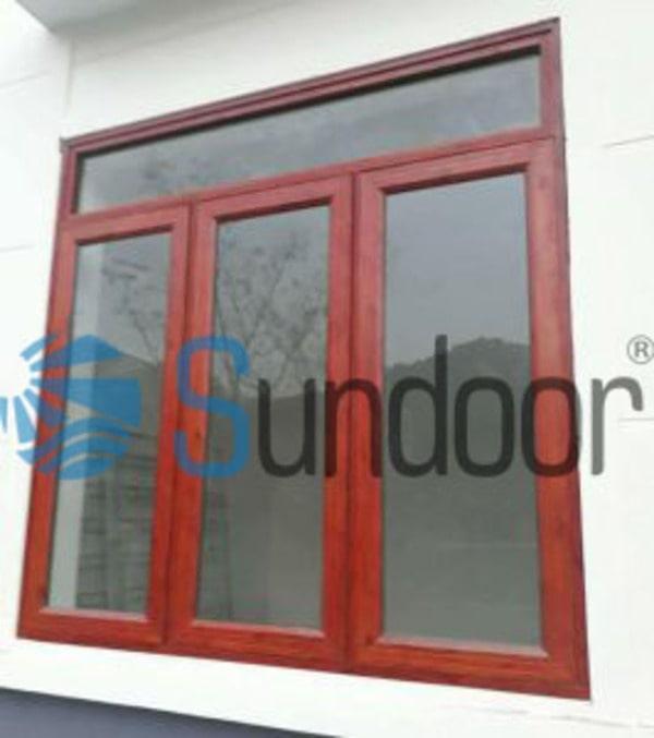 cửa sổ mở hất 3 cánh Xingfa