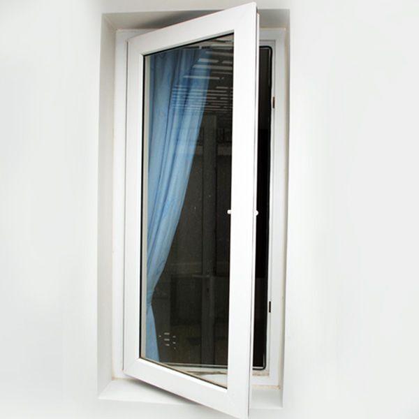 cửa sổ nhôm xingfa 1 cánh màu trắng
