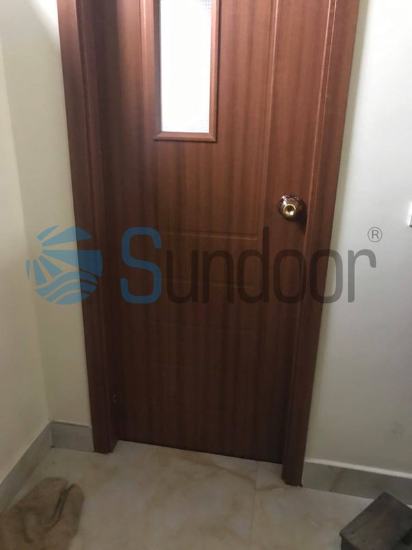 Cửa gỗ Composite Sundoor-14
