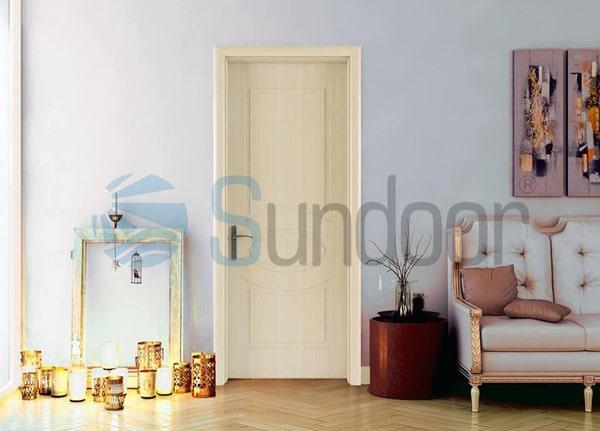 Cửa gỗ composite sundoor-18