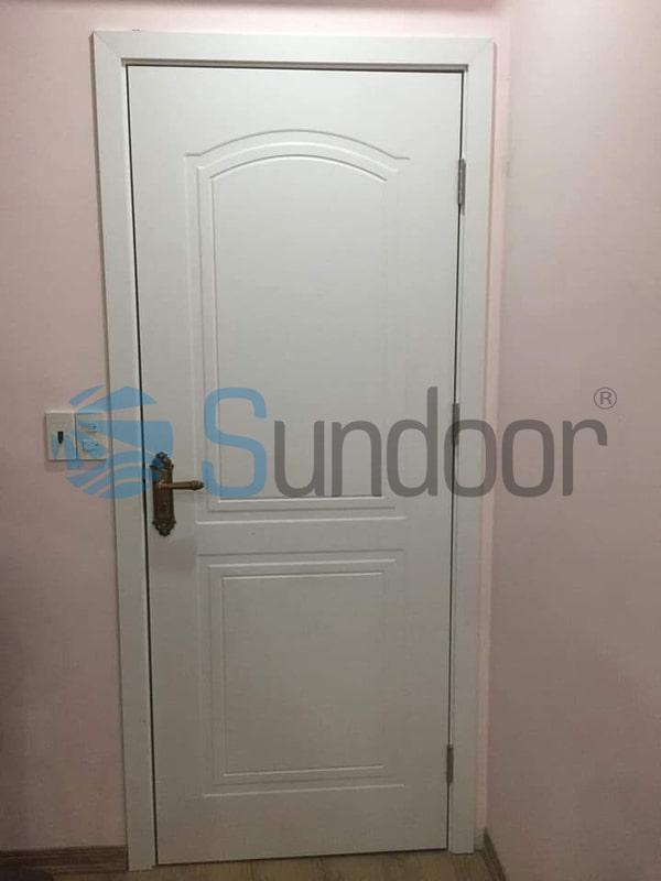 Cửa gỗ Composite Sundoor-19