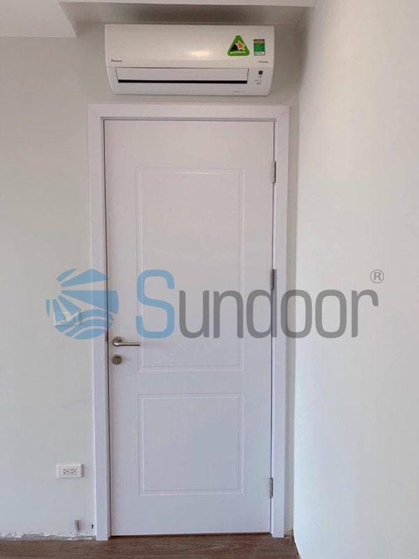 Cửa gỗ Composite Sundoor-20