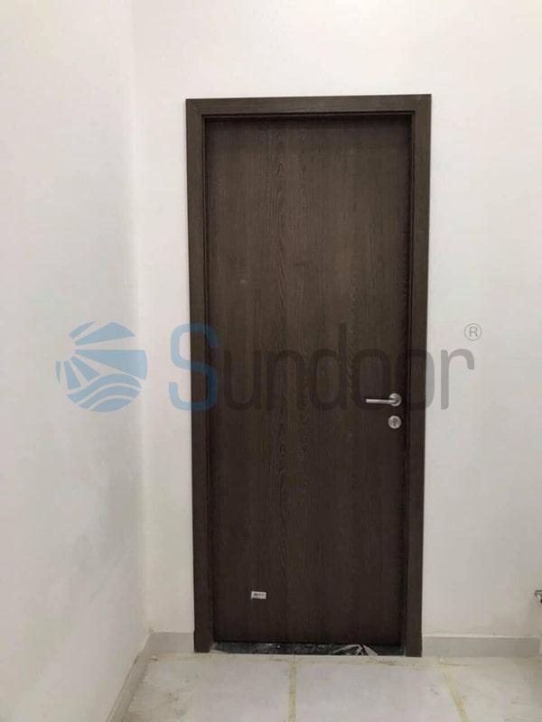 Cửa gỗ Composite Sundoor-21