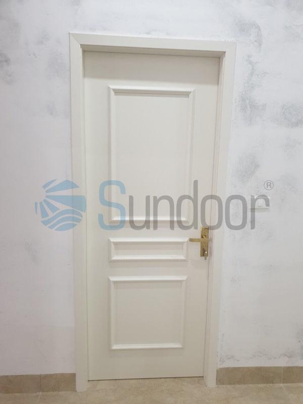 Cửa gỗ Composite Sundoor-23