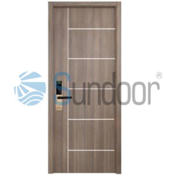 Cửa gỗ Composite Sundoor-6