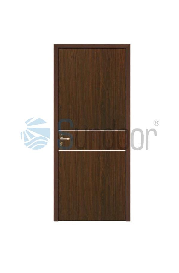 Cửa gỗ Composite Sundoor-9