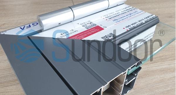 Cửa Xingfa nhập khẩu chính hãng tem đỏ Quảng Đông