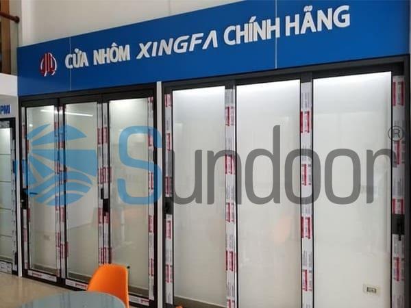 Quy trình báo giá cửa nhôm Xingfa chính hãng chuyên nghiệp, chi tiết