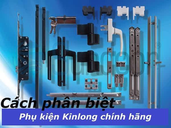 Cách phân biệt phụ kiện Kinlong chính hãng và phụ kiện kém chất lượng