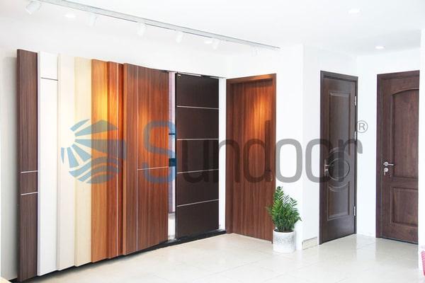 SUNDOOR - Công ty cửa gỗ nhựa Composite giá rẻ tại Hà Nội