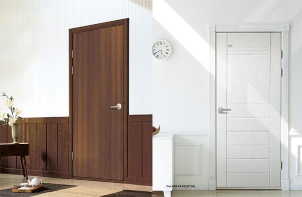Cửa gỗ công nghiệp - Xu hướng cửa giả gỗ đẹp hiện nay