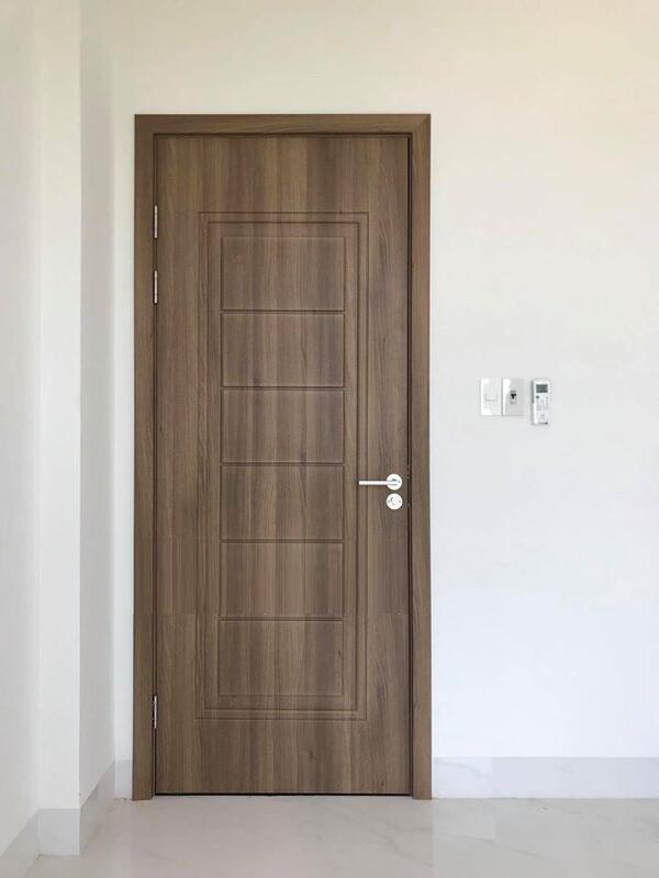 Cửa Toilet gỗ công nghiệp ABS Hàn Quốc