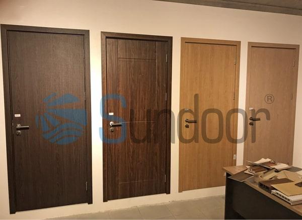 Cửa gỗ nhựa Composite có tốt không?