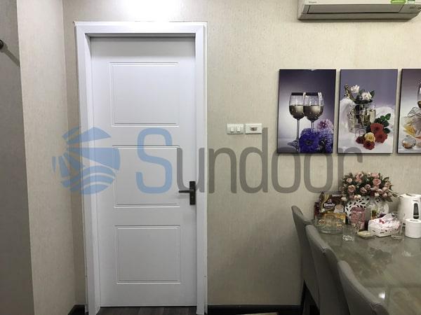 Cửa phòng ngủ Composite CNC