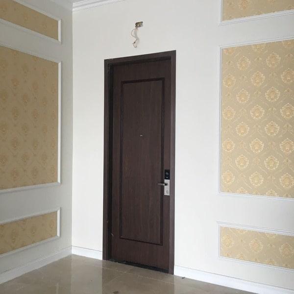 Cửa phòng ngủ gỗ công nghiệp cao cấp