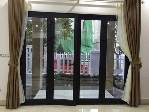 Cửa nhôm Xingfa Quảng Đông phù hợp làm cửa phòng ngủ cách âm