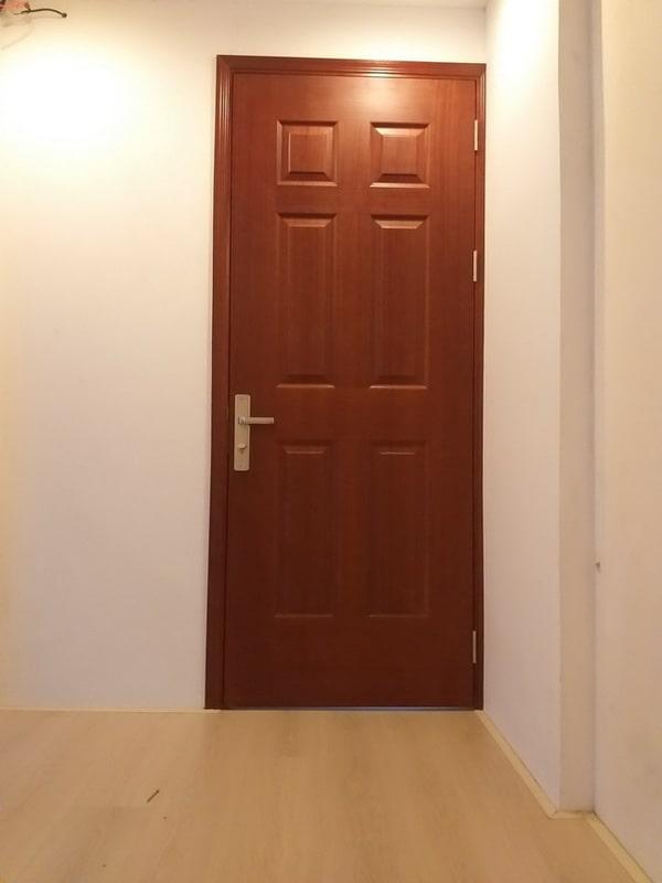 Cửa gỗ công nghiệp giá rẻ tại Hà Nội - Cửa ABS là sự lựa chọn tốt nhất