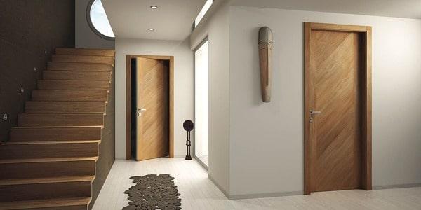 Báo giá cửa gỗ công nghiệp chi tiết