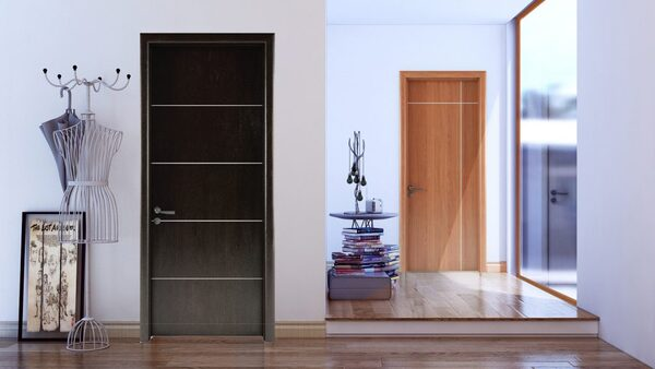 Cửa gỗ công nghiệp loại nào tốt - Cửa gỗ công nghiệp Composite là sự lựa chọn hàng đầu