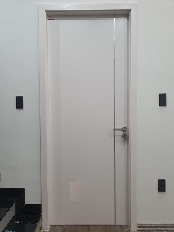 Cửa thông phòng nên làm chất liệu gì? Cửa gỗ Composite là câu trả lời hoàn hảo