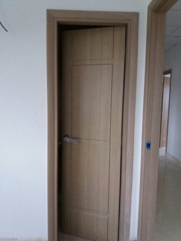 Cửa phòng ngủ làm bằng nhựa ABS Hàn Quốc