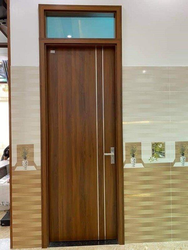 Cửa nhựa phòng ngủ Composite