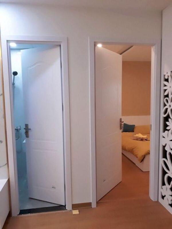 Cửa phòng ngủ nên mở ra hay mở vào vẫn phải đảm bảo sự an toàn